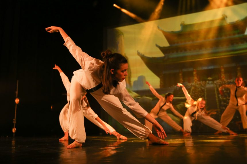 Stage Contemporain Avancé